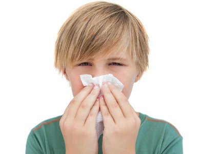 Zapalenie błony śluzowej nosa i zatok u dzieci – postępowanie