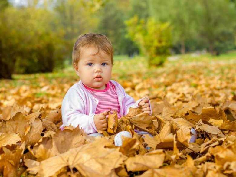 Jak wzmocnić odporność dziecka jesienią?