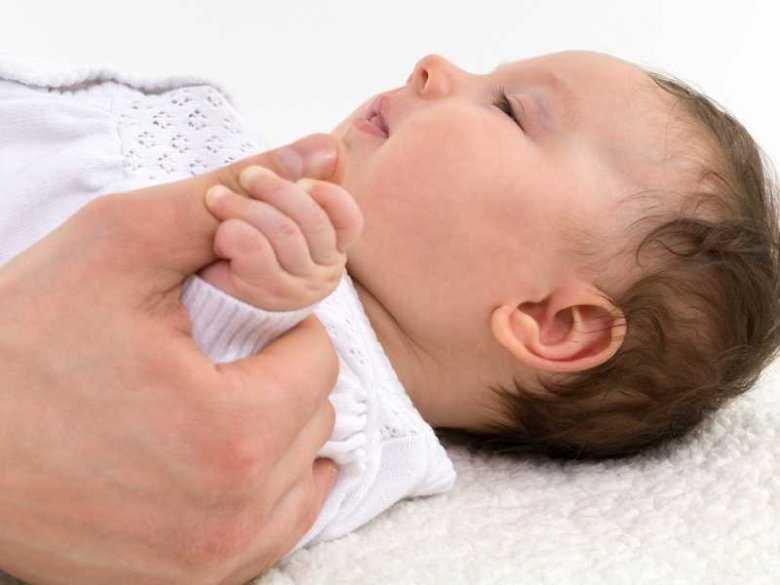 Jednoroczne dziecko leczone genetycznie zaprojektowanymi komórkami.