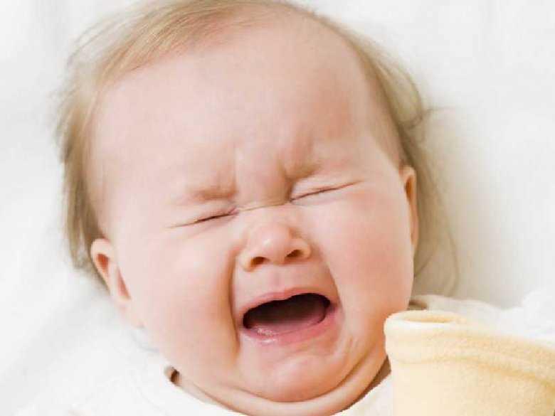 Ból przy defekacji jako przyczyna objawów sugerujących napady padaczkowe u niemowlęcia