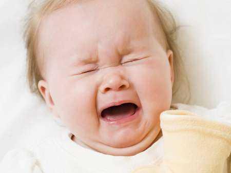 Chlustające wymioty u niemowlęcia