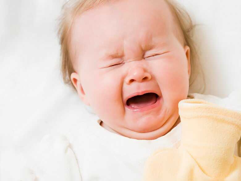 Płacz u dziecka