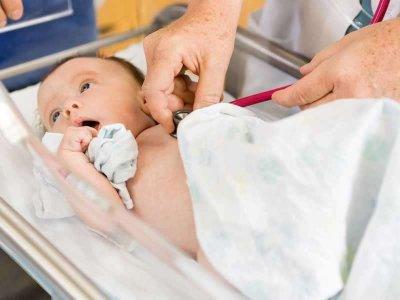 Przesiewowe badania słuchu u noworodków