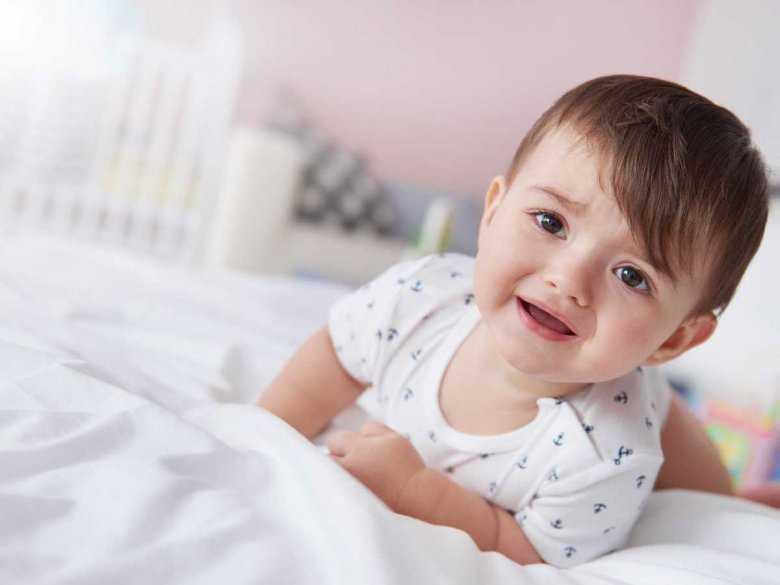 Ząbkowanie oczami matki – jak pomóc dziecku ?