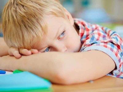 Bóle brzucha u dzieci na tle nerwowym