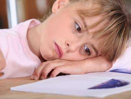 Zmęczenie u dziecka