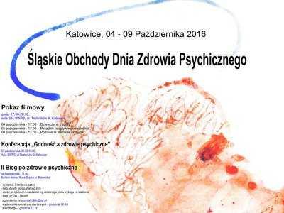 Śląskie obchody Światowego Dnia Zdrowia Psychicznego