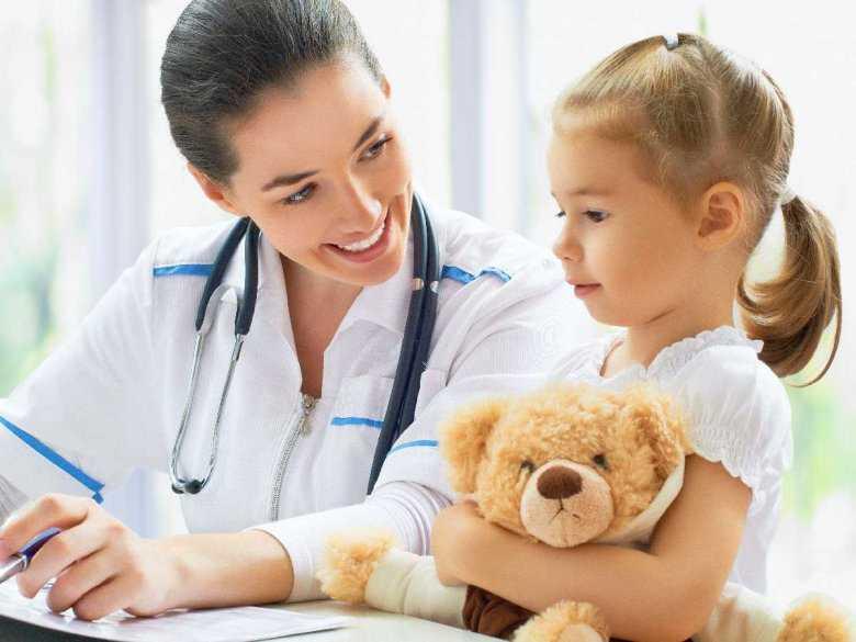 Właściwe podejście pediatry do dziecka