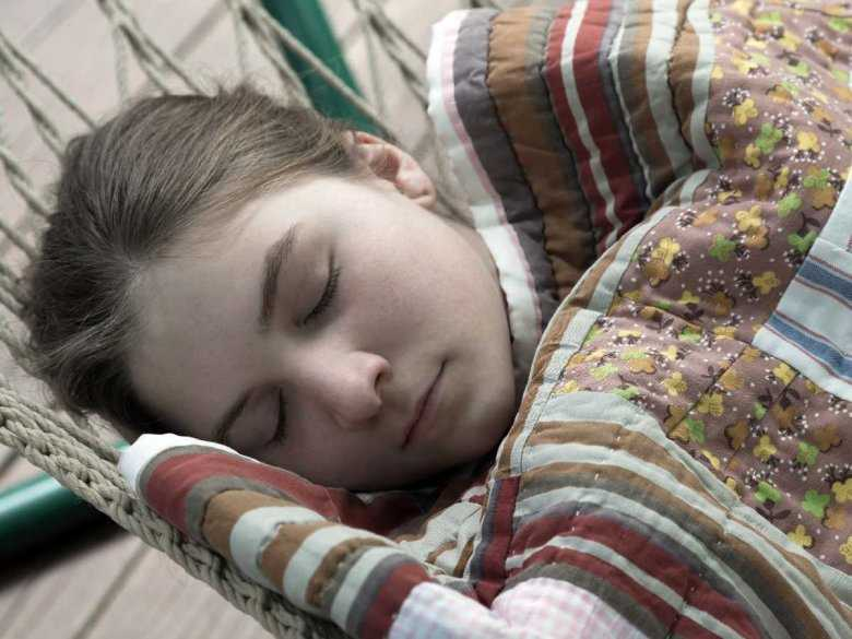 EEG snu sugerujące CHAD