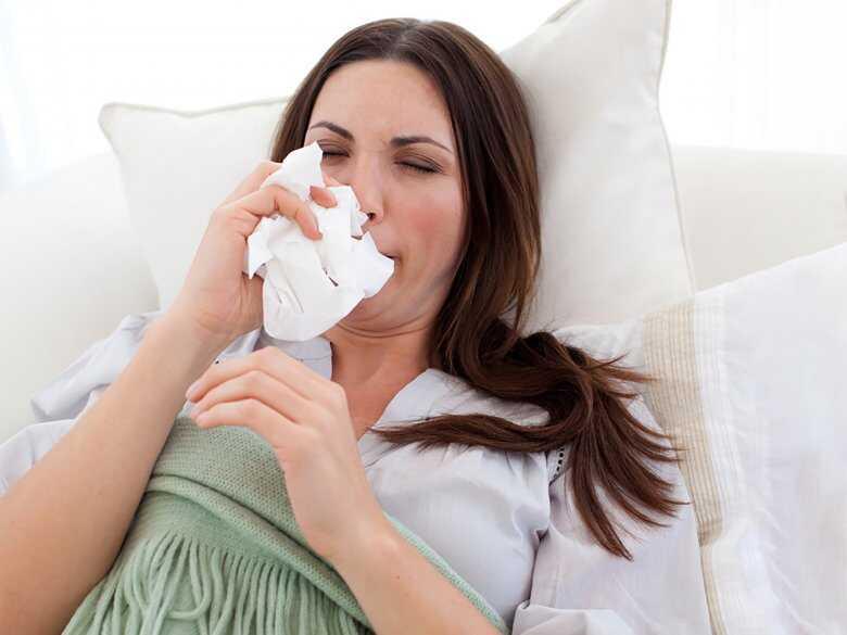 Katar, przeziębienie, grypa