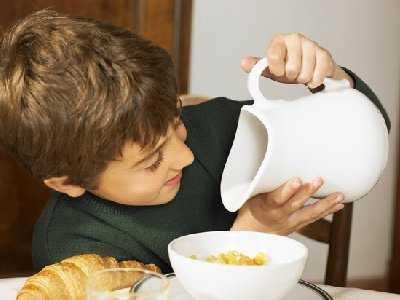 Uważaj co jesz - Twoje dziecko Cię obserwuje!