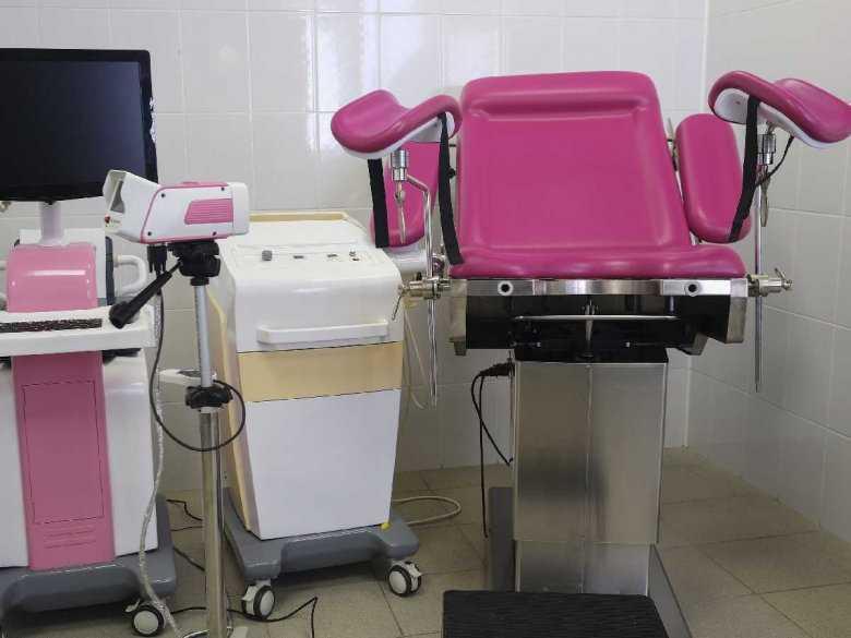 Fotel ginekologiczny