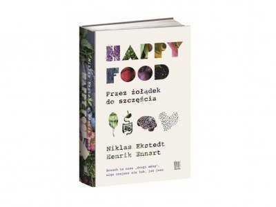 Recenzja ksiażki Happy food. Przez żołądek do szczęścia