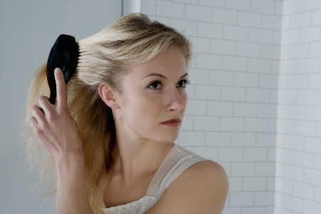 Przyczyny problemów z czesaniem włosów