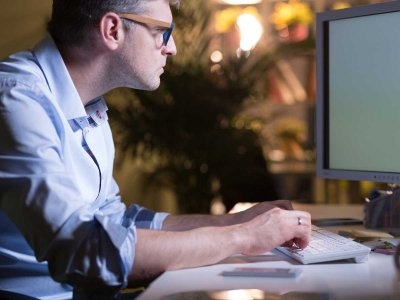 Zaburzenia spowodowane uzależnieniem od Internetu