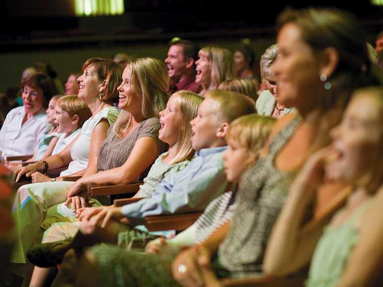 Kino, przedstawienie