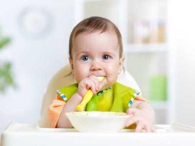 Problemy trawienne a sposób odżywiania we wczesnym dzieciństwie