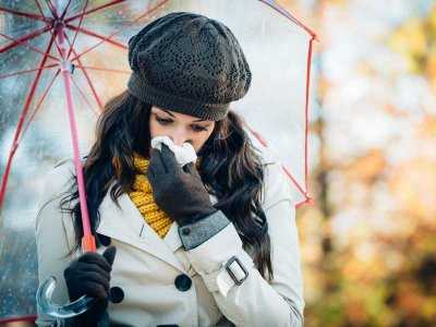 Naturalne sposoby na jesienne przeziębienie