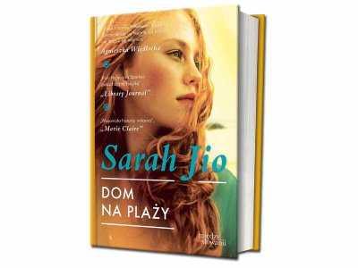 """Recenzja książki """"Dom na plaży"""" autorstwa Sarah Jio"""