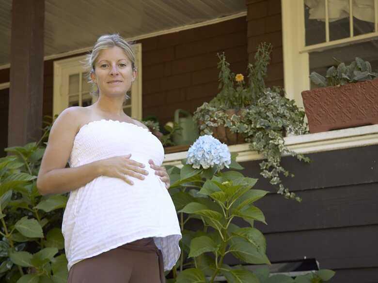 Zaawansowana ciąża