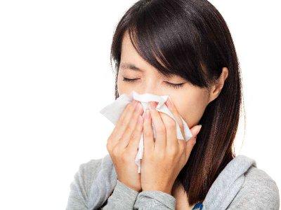 Alergia a infekcje