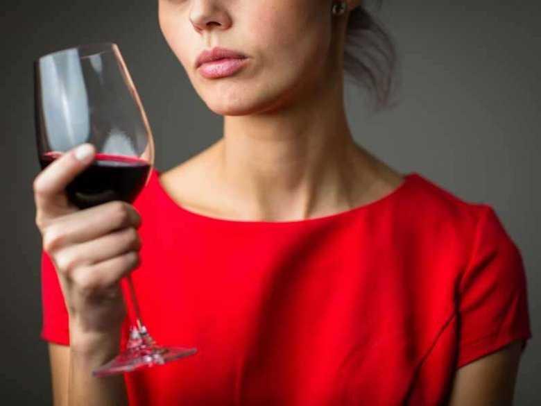 Problem z alkoholem u kobiet