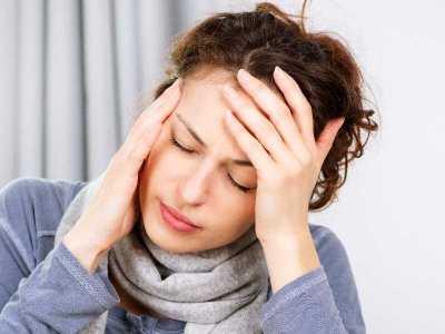 Bóle głowy na skutek silnego stresu, tzw. napięciowy ból głowy