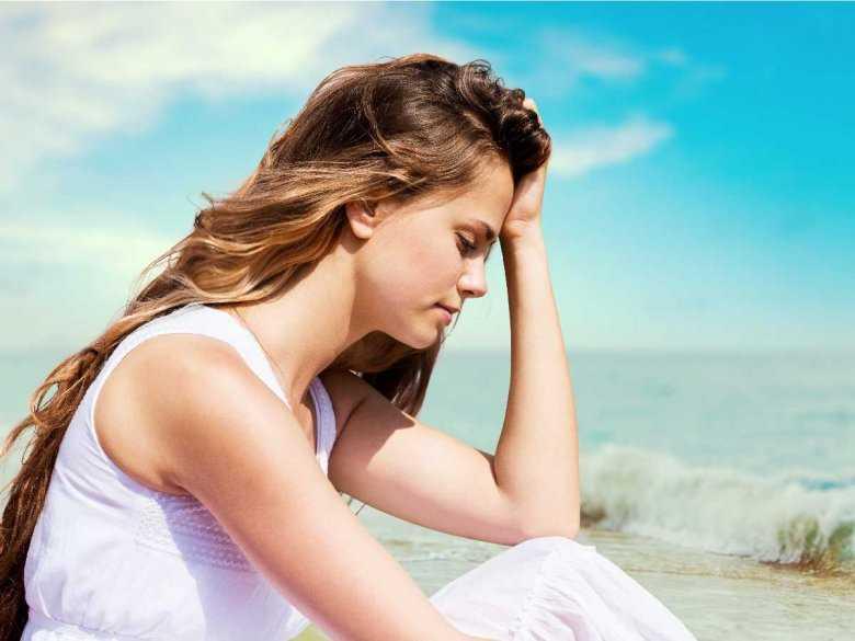 Depresja u kobiety