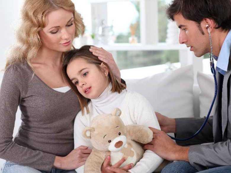 Mykoplazma u dzieci