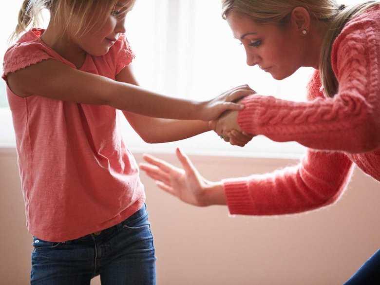Czynniki wpływające na prawdopodobieństwo stosowania kar fizycznych przez matki