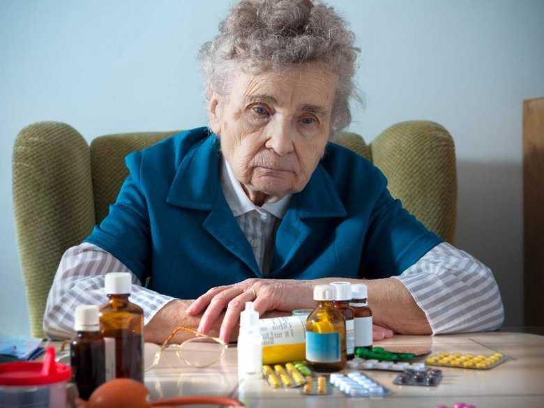 Otępienie u osób w wieku powyżej 90 lat