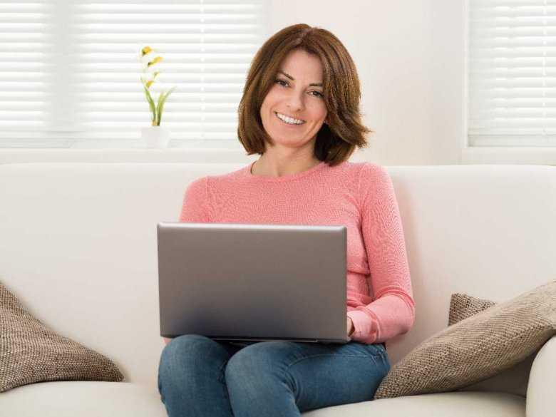 Korzystanie z laptopa w czasie wolnym