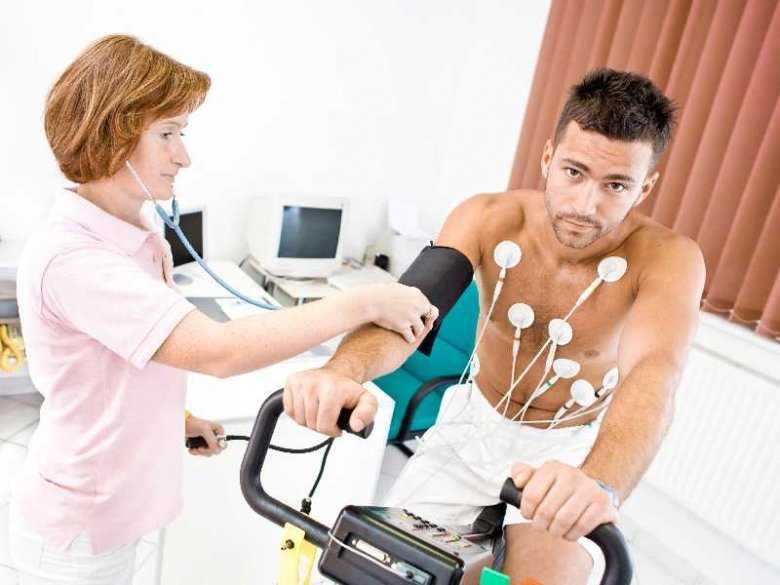Wartość diagnostyczna testu wysiłkowego
