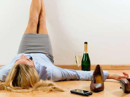 Granica między piciem ryzykownym a uzależnieniem od alkoholu
