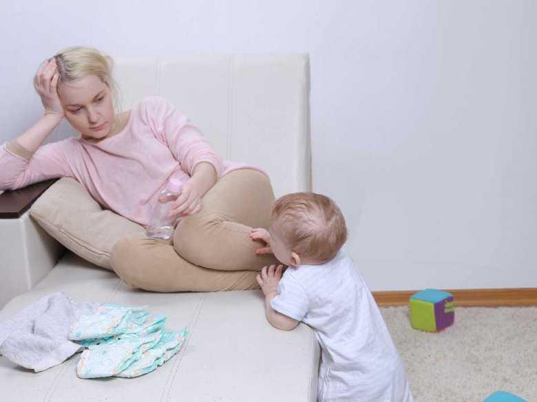 Objawy odstawienia SSRI u noworodków depresyjnych matek