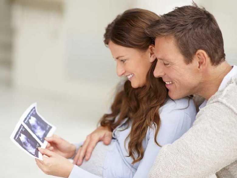 Radość z ciąży