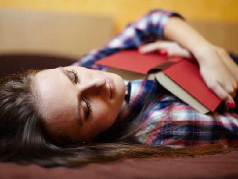 Zmęczenie spowodowanie nauką