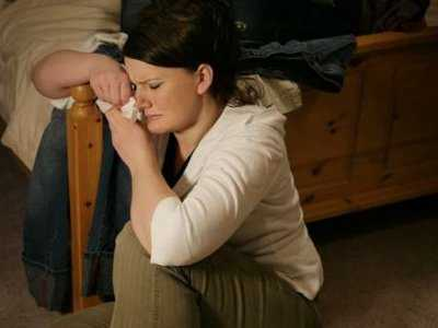 Typy zaburzeń nastroju - nastrój obniżony
