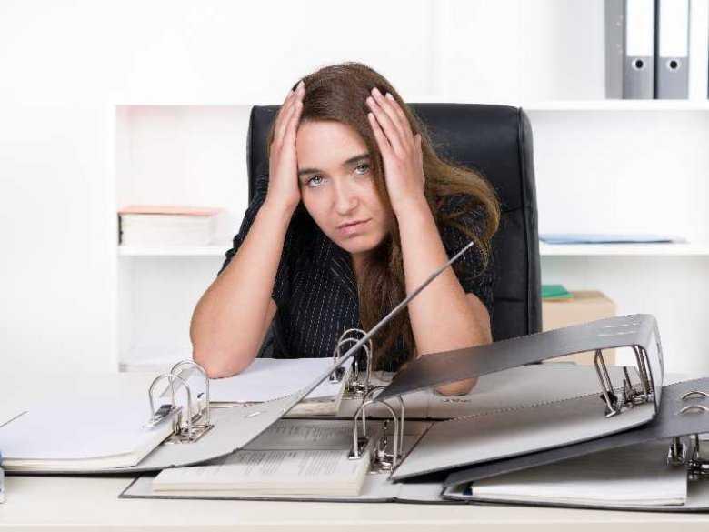 Zmęczenie spowodowane bólem głowy