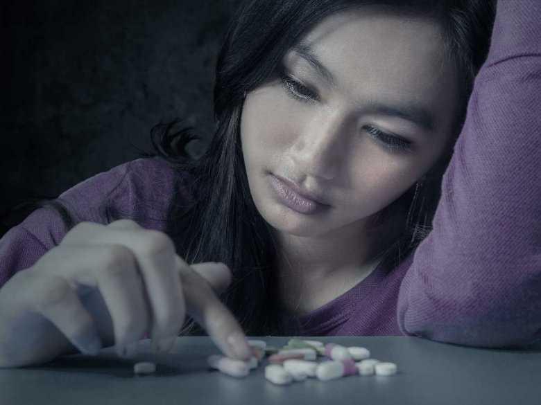 Śmiertelnośc wśród nastolatków używających substancji psychoaktywnych