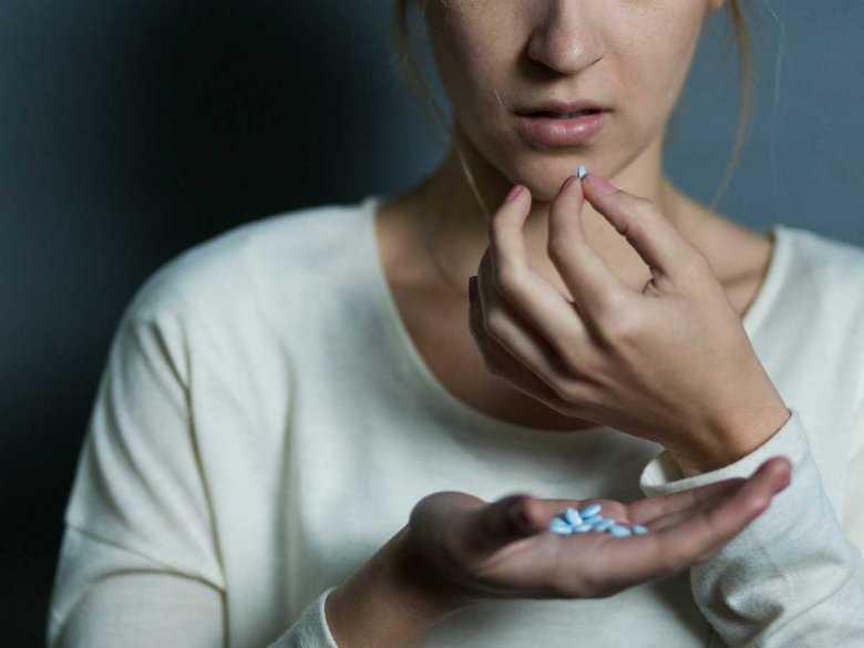Lek antydepresyjny a pojawienie się myśli samobójczych