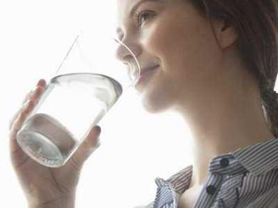 Woda mineralna dla dziecka