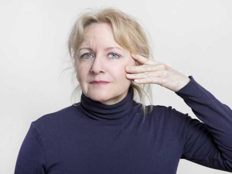Zaburzenie dotyczące okolicy twarzy: porażenie Bella