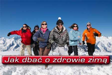 KONKURS - Jak dbać o zdrowie zimą?