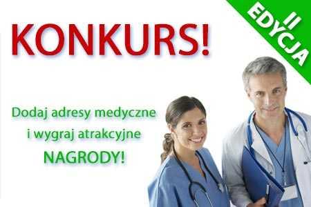 Konkurs na portalach Medforum - II edycja Liderów Promocji Zdrowia