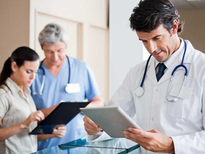 Konsultacja lekarska