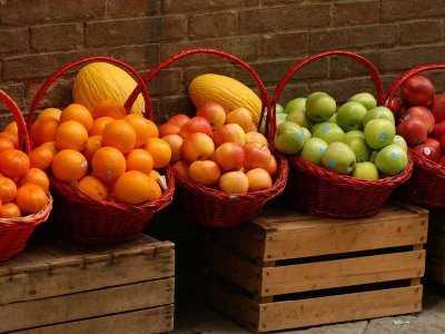 Owoce w pielęgnacji