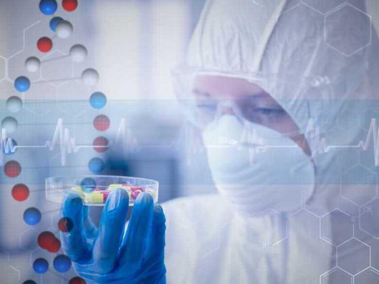 Badanie leków w laboratorium