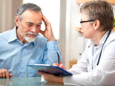 Depresja może przyspieszać starzenie się mózgu