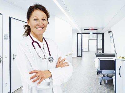 Izba przyjęć, rejestracja pacjentów
